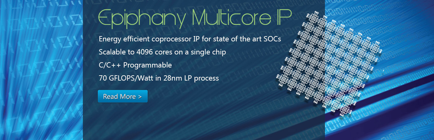 Epiphany Multicore IP